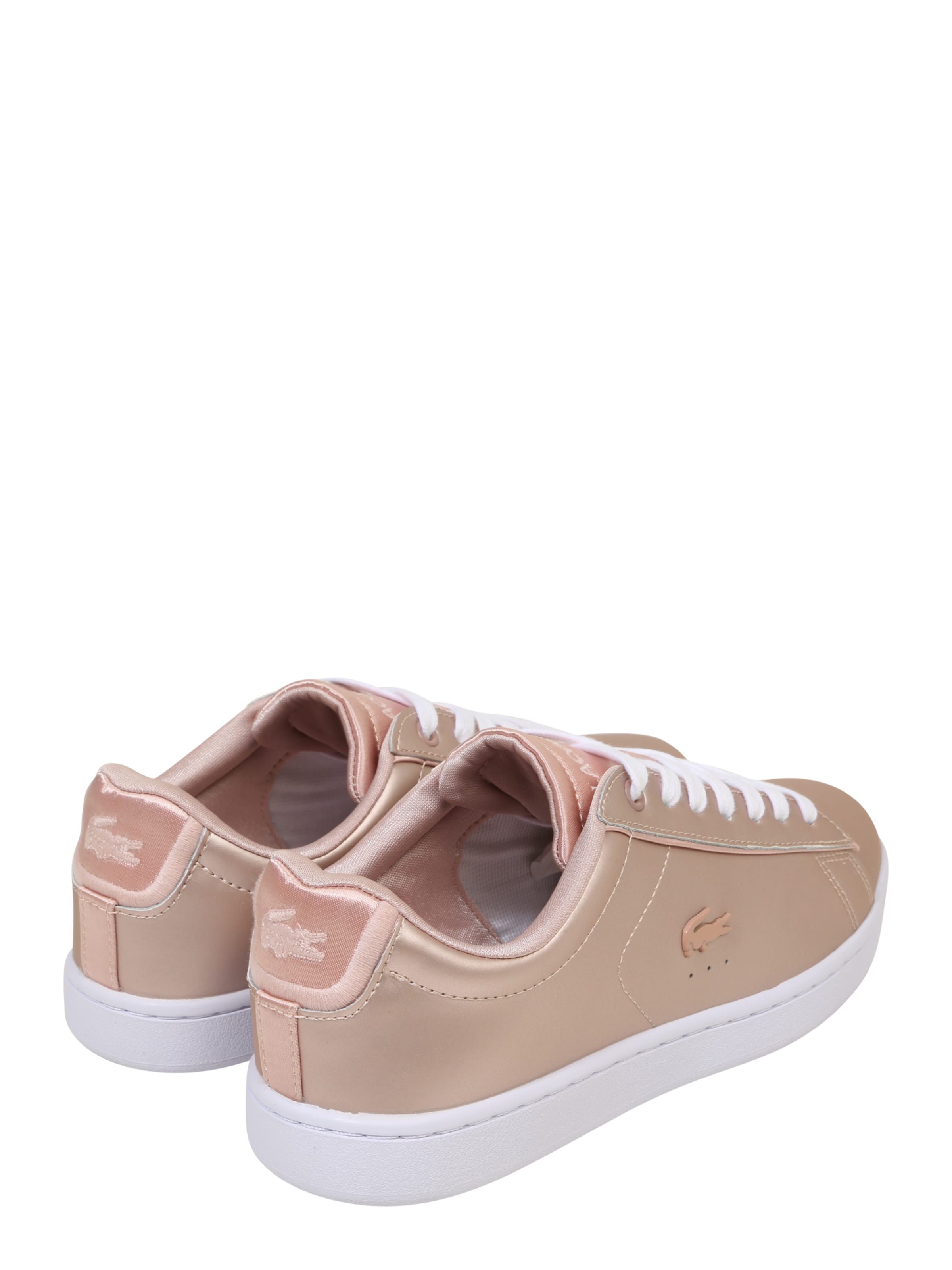 Lacoste 'carnaby' GoldRosé Lacoste In 'carnaby' Sneaker Sneaker VqSpUzM