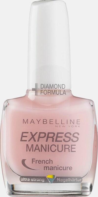 MAYBELLINE New York 'Express Manicure French', Nagellack