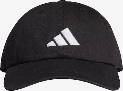ADIDAS PERFORMANCE Sporta cepurīte pieejami melns / balts, Preces skats