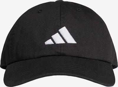 Șapcă sport ADIDAS PERFORMANCE pe negru / alb, Vizualizare produs