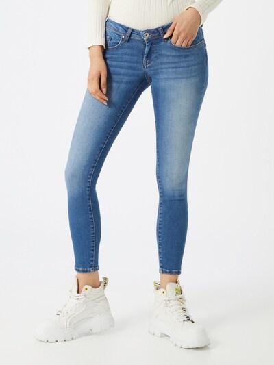 ONLY Jeans 'CORAL' in blue denim, Modelansicht
