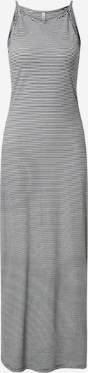 ONLY Kleid 'ONLMAY LIFE S/L MAXI DRESS JRS' in navy / offwhite, Produktansicht