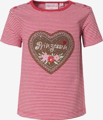 BONDI Shirt in rot, Produktansicht