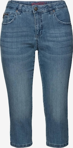 SHEEGO Jeans in Blue