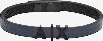 ARMANI EXCHANGE Bracelet in Blue