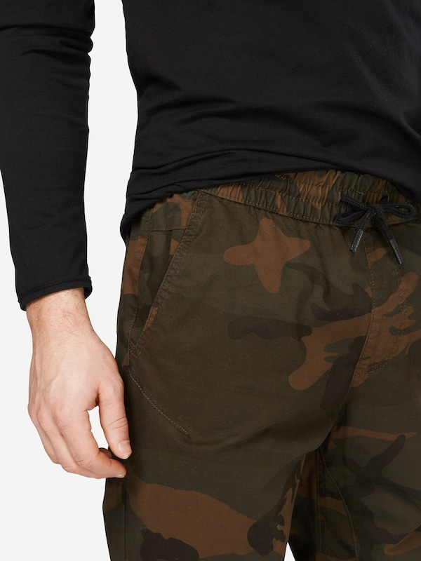 Jack & Jones Hose Jjivega Jjbob Ww Forest Night Camo Noos