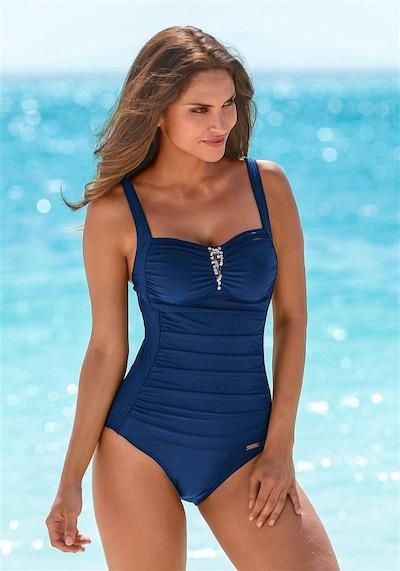 LASCANA Badeanzug in blau, Modelansicht