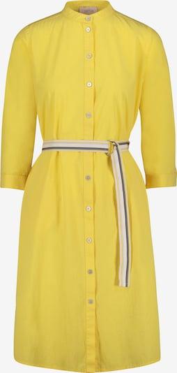 Cartoon Blusenkleid in gelb, Produktansicht