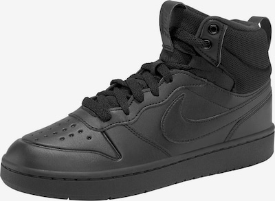 Nike Sportswear Sneaker  'COURT BOROUGH' in schwarz, Produktansicht