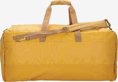 VAUDE Sac de voyage 'Desna 90' en jaune d'or, Vue avec produit