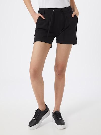 JACQUELINE de YONG Hose in schwarz, Modelansicht