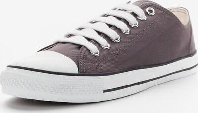 Ethletic Sneaker in dunkelgrau / weiß, Produktansicht