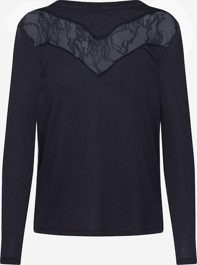 ABOUT YOU T-shirt 'Sienna' en noir, Vue avec produit