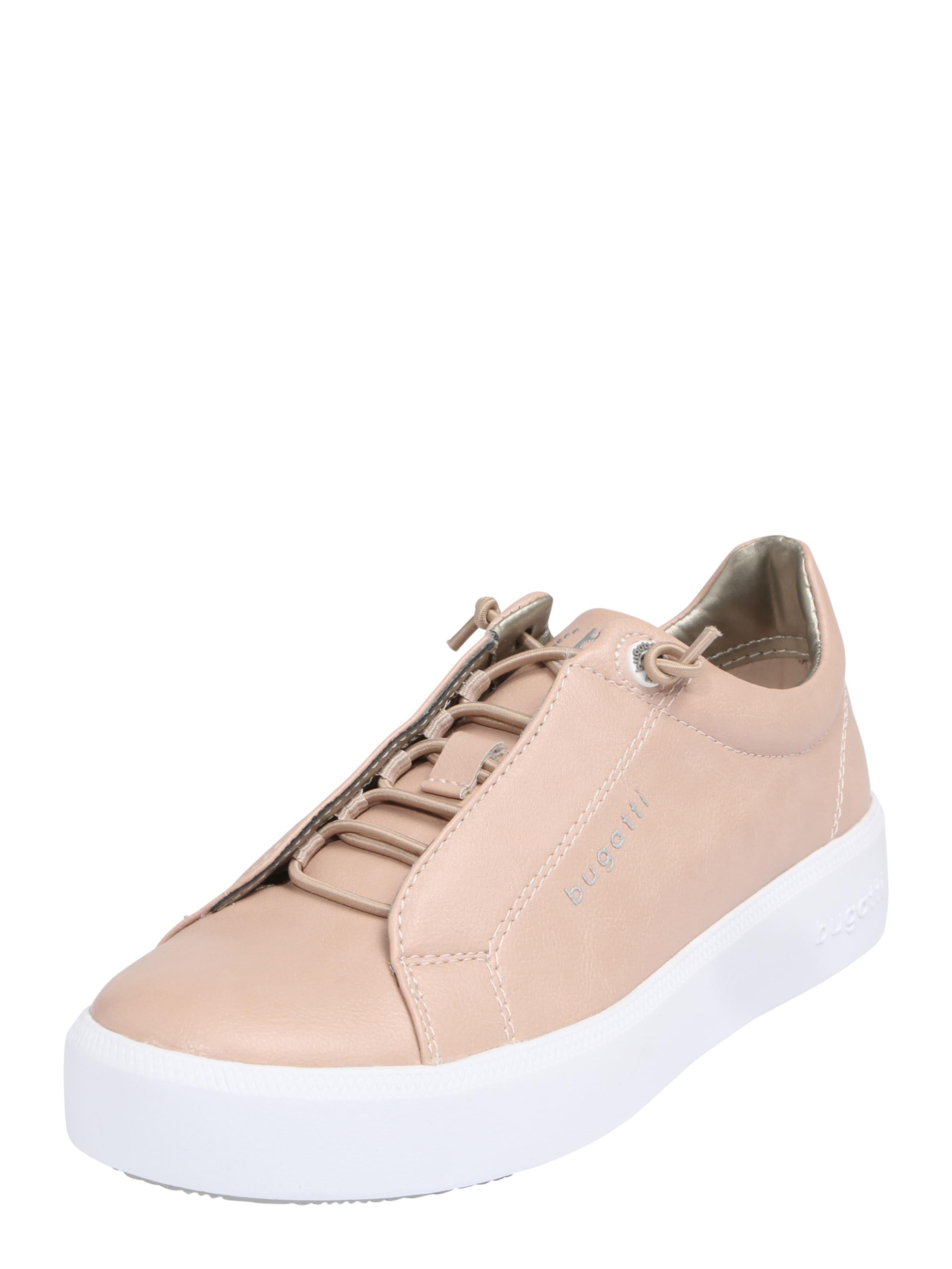 bugatti Sneaker mit Glitzereffekt Verschleißfeste billige Schuhe