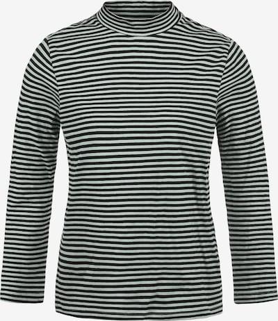 JDY Shirt 'Anne' in grau / schwarz, Produktansicht