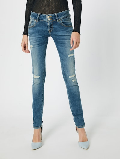 LTB Jeans 'Molly' in blue denim, Modelansicht