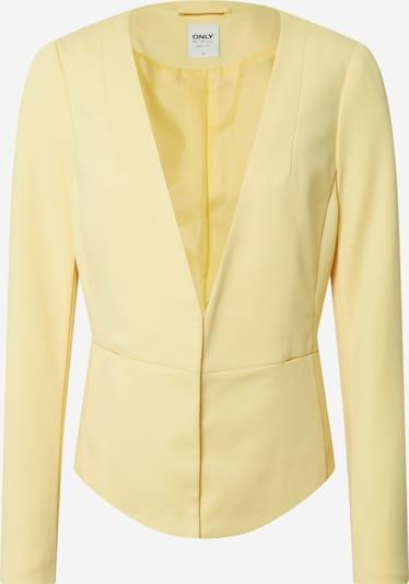ONLY Blazer 'ONLNINNA' in gelb, Produktansicht