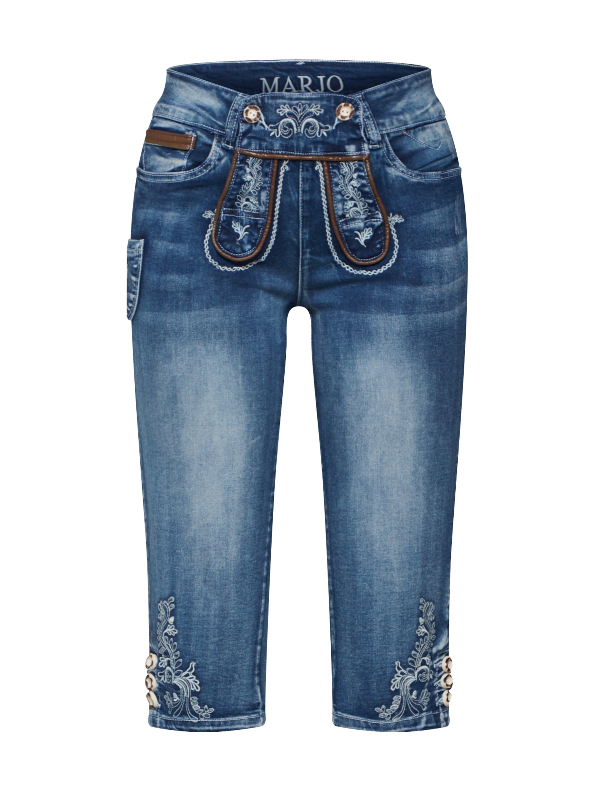 Blau Marjo Jeans Marjo 'franziska' 'franziska' In In Jeans lFKu13TJc