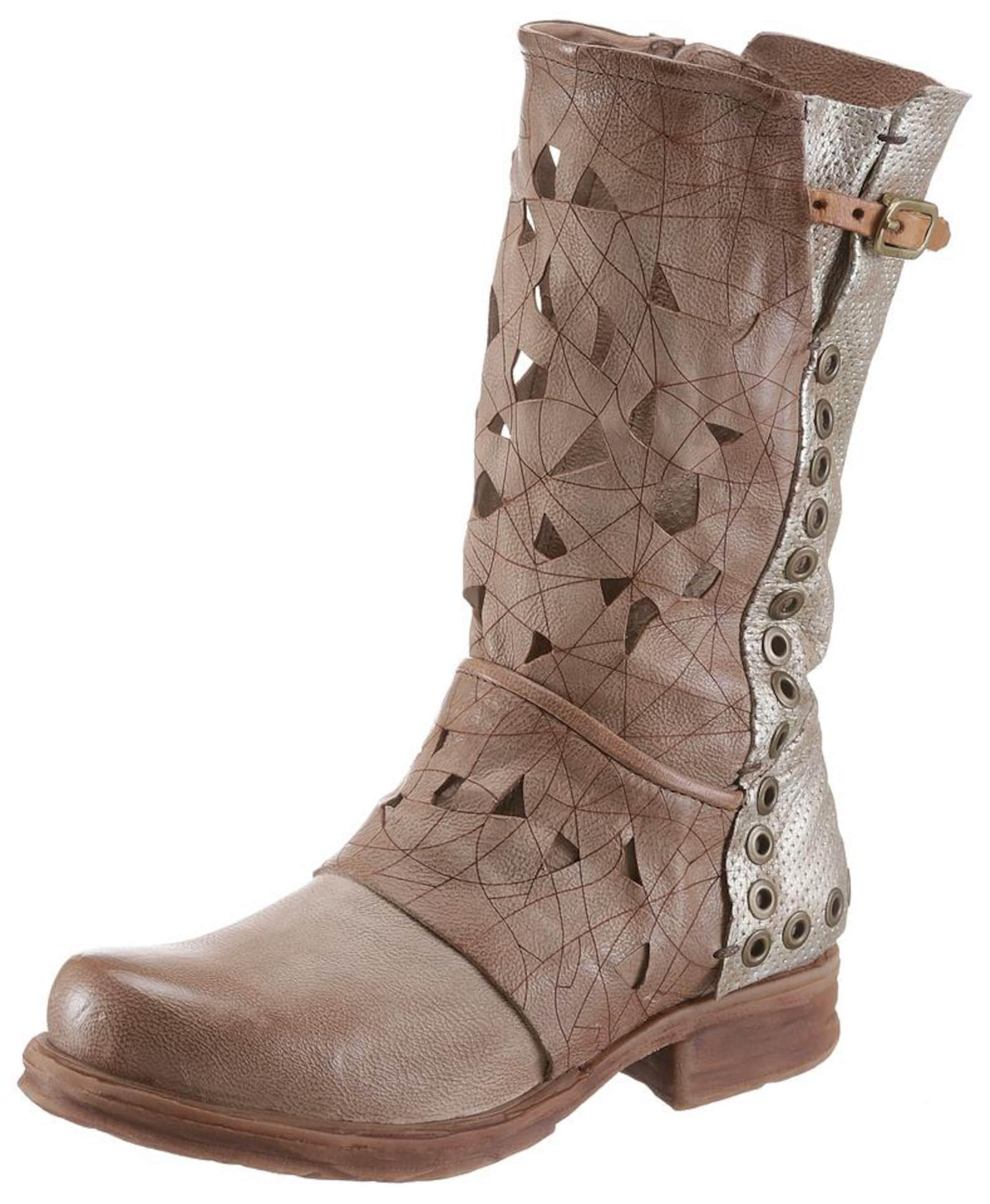A.S.98 Cowboystiefel Saintec Verschleißfeste billige Schuhe