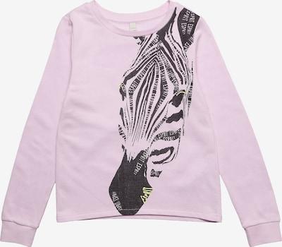 ESPRIT Sweatshirts in rosa / schwarz, Produktansicht