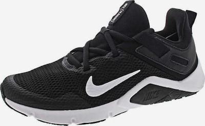 NIKE Športni čevelj 'Legend' | črna / bela barva, Prikaz izdelka