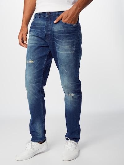Only & Sons Jeans 'onsAVI BLUE WASHED DCC 4373' in blue denim, Modelansicht