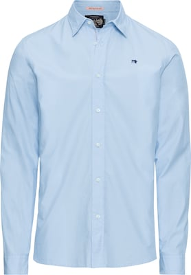 SCOTCH & SODA Overhemd 'RELAXED FIT- Classic crispy poplin shirt'