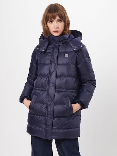 LEVI'S Płaszcz zimowy 'KELLI' w kolorze fioletowo-niebieskim, Podgląd na modelu(-ce)