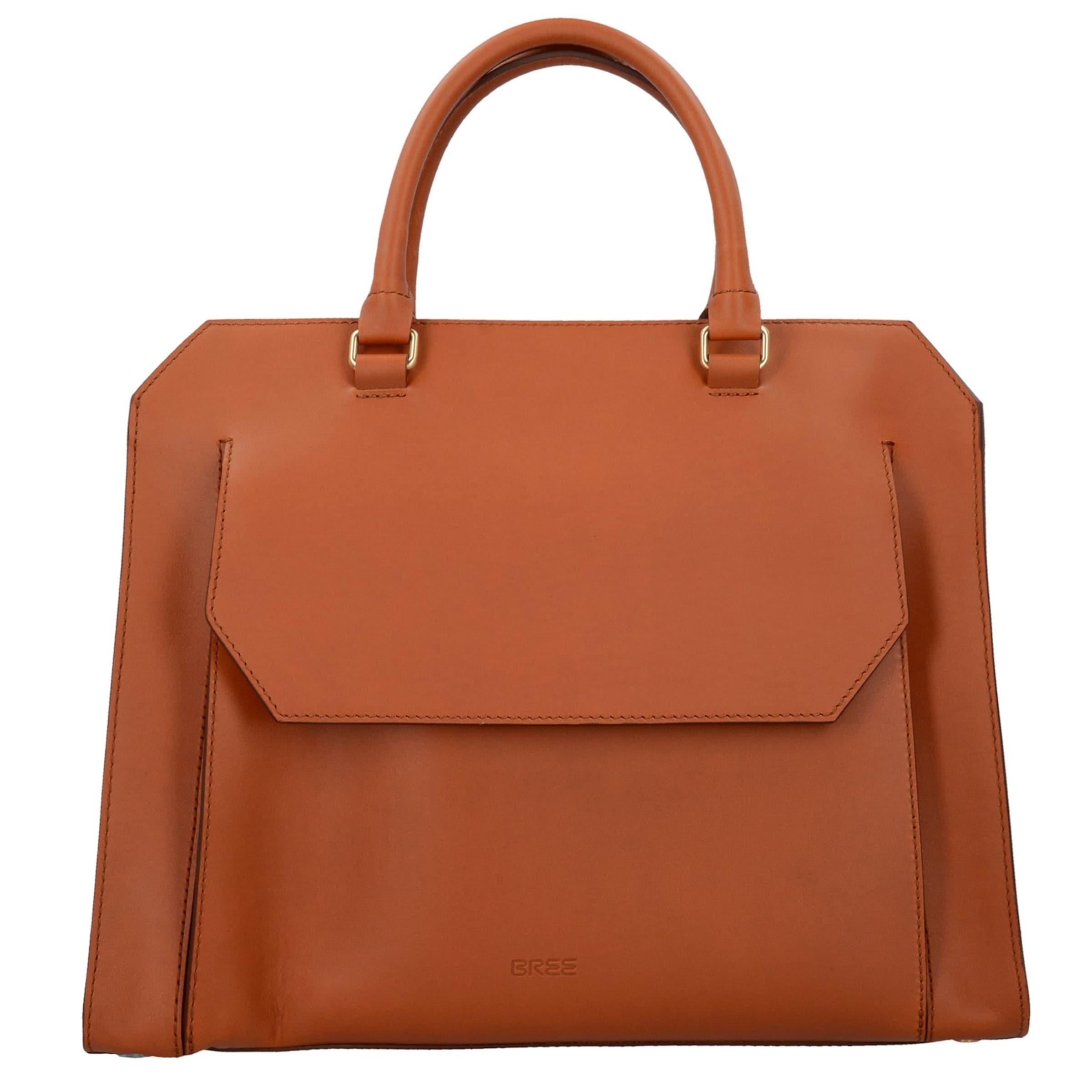 BREE 'Cambridge 13' Handtasche 35 cm Leder