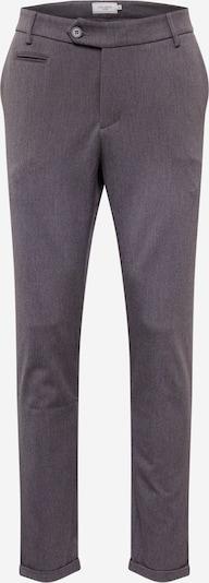 Les Deux Pantalon 'Como' en gris, Vue avec produit