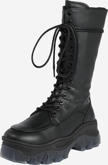 BRONX Stiefel 'Jaxstar' in schwarz, Produktansicht