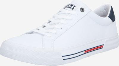 Sportbačiai be auliuko iš Tommy Jeans , spalva - tamsiai mėlyna / raudona / balta, Prekių apžvalga