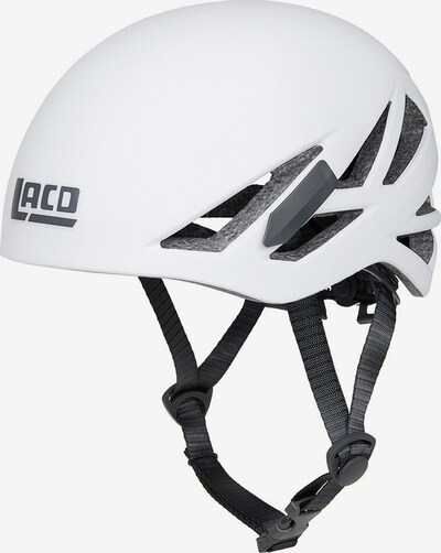 LACD Kletterhelm 'Defender RX' in blau / weiß, Produktansicht