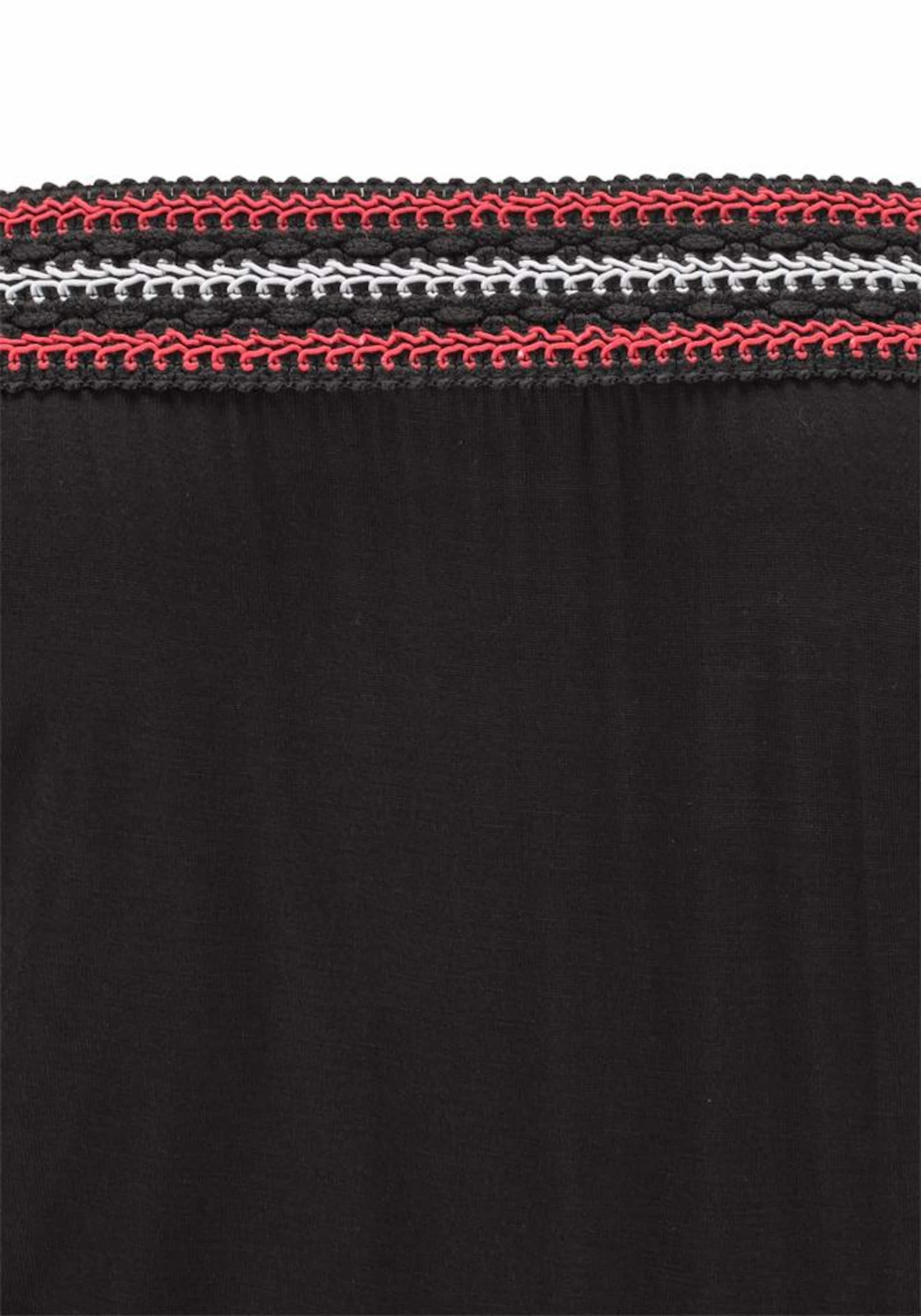 S Red Overall Label Schwarz oliver 'beachwear' In Y7vbf6gy