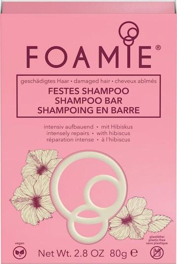 FOAMIE Haarshampoo in pink, Produktansicht