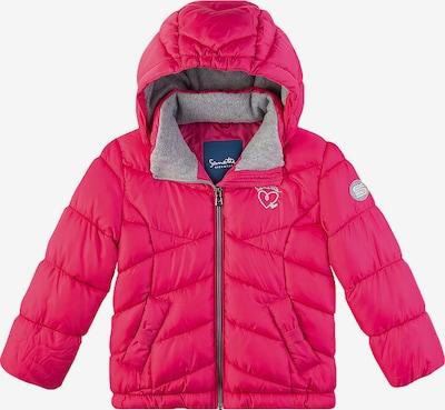 Sanetta Kidswear Winterjacke in cranberry, Produktansicht