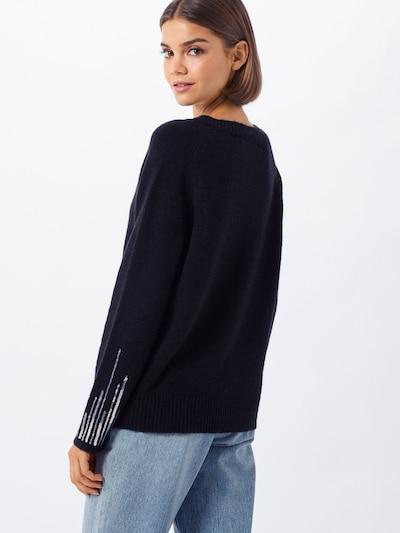 VERO MODA Džemperis pieejami melns: Aizmugures skats