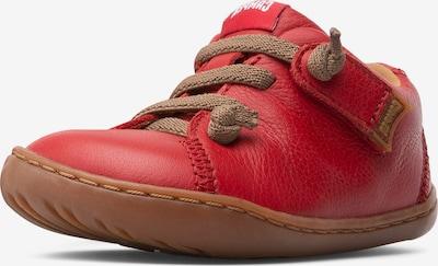 CAMPER Babyschuh 'Peu' in rot, Produktansicht
