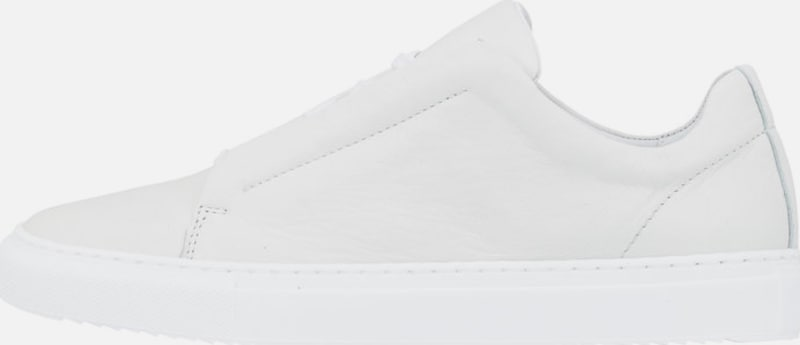 Bianco Leader Sneaker