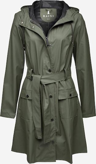 Palton de primăvară-toamnă RAINS pe oliv, Vizualizare produs