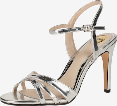 BUFFALO Páskové sandály - stříbrná, Produkt