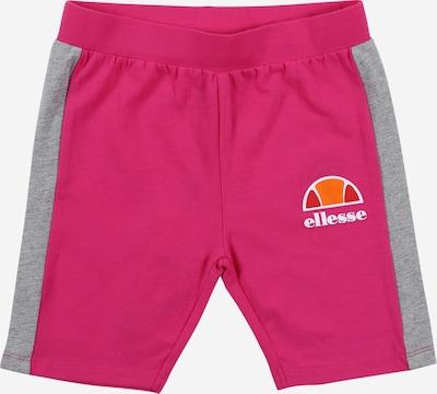 ELLESSE Hose 'Telivo' in grau / pink, Produktansicht