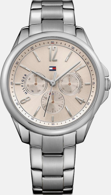 TOMMY HILFIGER Multifunktionsuhr 'Casual Sport, 1781826'