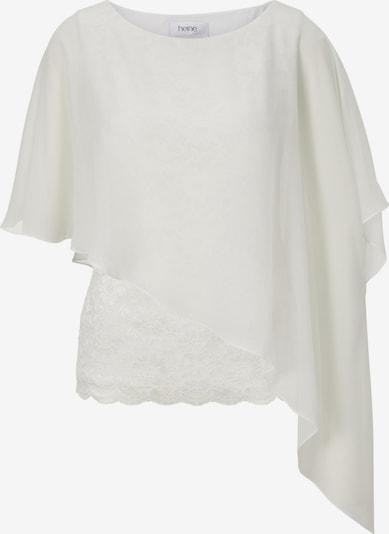 heine Bluza | off-bela barva, Prikaz izdelka
