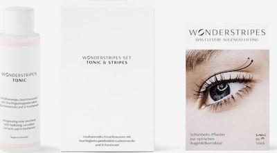 WONDERSTRIPES 'Starter-Set', Augenlid-Korrektur Pflaster in 3 Größen & Erfrischendes Tonic in naturweiß, Produktansicht