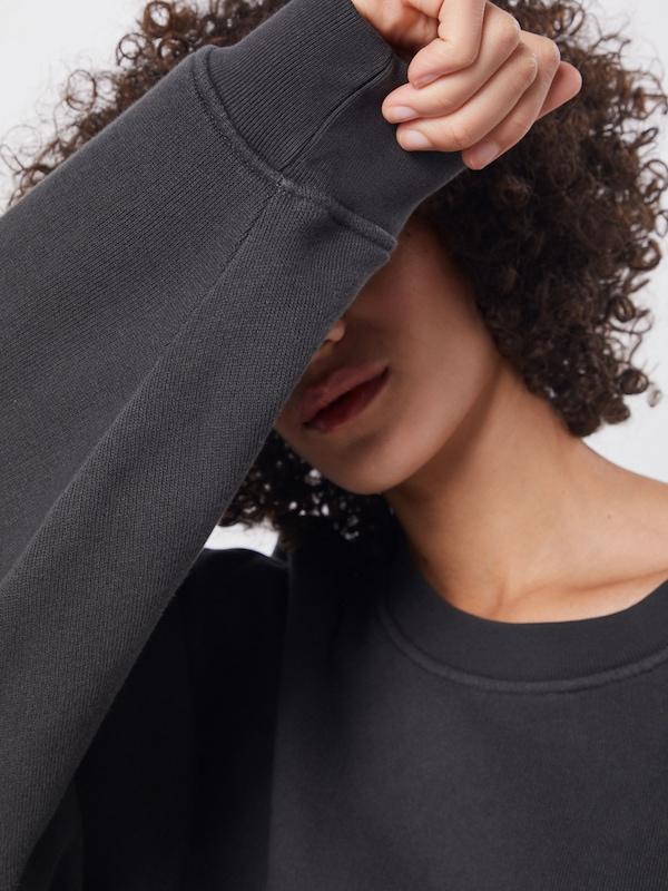 AMERICAN VINTAGE Sweatshirt 'KINOUBA' in anthrazit | ABOUT YOU