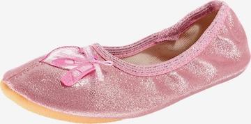 BECK Gymnastikschuhe in Pink