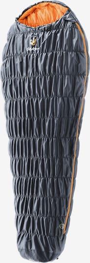 DEUTER Schlafsack 'Exosphere 0° SL' in orange / schwarz, Produktansicht