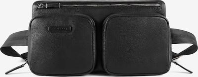 Piquadro Heuptas in de kleur Zwart, Productweergave