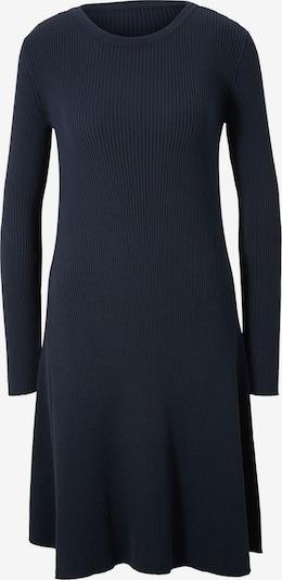 Rochie tricotat heine pe marine: Privire frontală